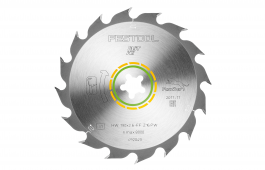 Saw Blade 190 mm x 2.6 mm Fastfix 16 tooth