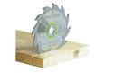 standard saw blade 160x2,2x20 W18 for circular saws HK55, HKC55, HK85