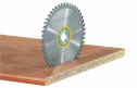 fine tooth saw blade for circular saws HK55, HKC55, HK85 and plunge-cut saws TS 55R, TSC 55, TS 75