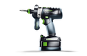 PDC 18 Cordless Hammer Drill Basic with additional side handle