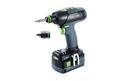 T 18 Cordless Drill/Driver Basic