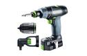 TXS Mini Cordless Drill/Driver Set 2.6Ah
