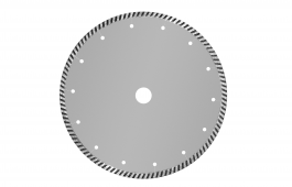 diamond disc ALL-D 125 STANDARD for DSC-AG 125, DSC-AG 125 FH, AGP 125, WCP 32