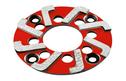 diamond disc DIA ABRASIVE-D80 for grinding head DIA ABRASIVE-RG 80