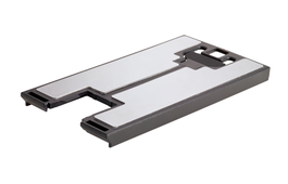 Steel base plate for PS 400, PSB 400, PSBC 400, PSC 400, PS 420, PSB 420, PSC 420, PSBC 420