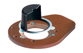 Hard Fibre Base Plate with Chip Deflector for OF 1400