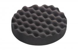 Polishing Sponge Black Honeycombed