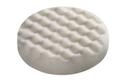 Polishing Sponge 125x20mm white, fine honeycombed for RO 125