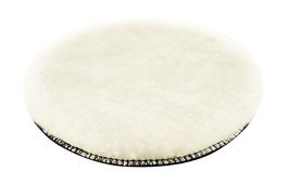 Polishing Sponge White, Premium Sheepskin