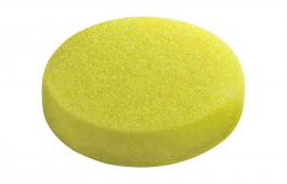 Polishing Sponge Yellow Coarse