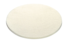 Polishing Pad Felt White