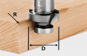 Classic Ogee Cutter for OFK 500 Trimmer