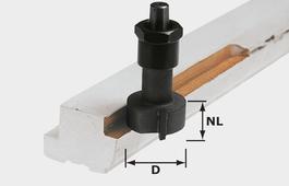 Rebate Clearing Cutter HW D33/48