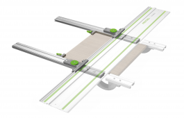 guide rail parallel side template for FS/2