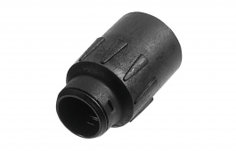 27mm Anti-Static Hose Connector for Extractor