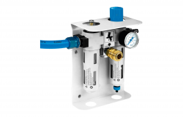 Air Filter Regulator & Oiler for CT Series for CT 36 LE, CT 48 LE