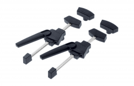 Clamp set for MFS Router Template, MFT 1080 Multifunction Table, MFT 3 Multifunction Table
