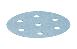 Granat Abrasive Disc 90mm 6 Hole