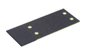 Long Lamellae Backing Pad 93mm x 230mm for LRS 93,RS 3,RS 300