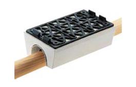18mm Radius Stickfix Backing Pad 80mm x 130mm for LS 130