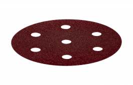 Rubin Abrasive Disc 90mm 6 Hole