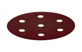 Rubin Abrasive Disc 90mm 6 Hole