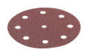 Saphir Abrasive Disc 125mm 9 Hole