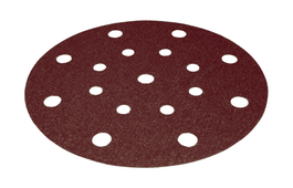 Rubin Abrasive Disc 150mm 16 Hole