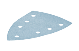 Granat Abrasive Sheet 100 mm DELTA for DS 400, DTS 400
