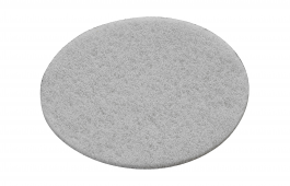 Vlies Abrasive Disc 0 Hole White