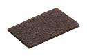 Vlies Abrasive Sheet 80x130mm, Grit 800