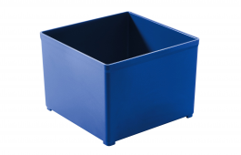 Plastic Container for T-Loc 98mm x 98mm - Blue