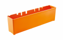 Plastic Container for T-Loc 49mm x 245mm - Orange