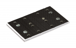 80mm x 130mm Stickfix Backing Pad 12 Holes