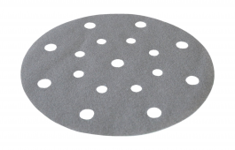 Brilliant Abrasive Disc 150 mm 16 hole