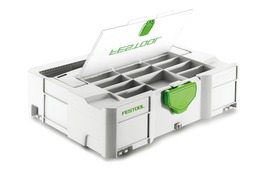 Systainer 1 T-Loc Storage Box with lid compartment