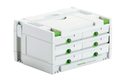 Sortainer 6 drawer storage box
