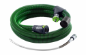 3 in 1 Air & extraction Anti-static Hose 7.0m