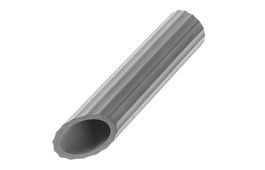 36mm Rubber Bevel-ended Nozzle