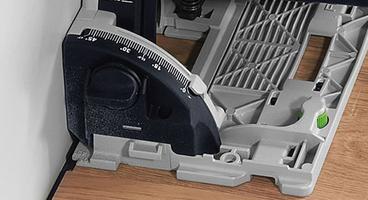 TSC 55 160mm cordless plunge cut saw