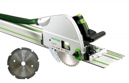 TS 75 210mm plunge cut circular saw