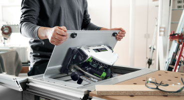TS 55 R CMS Mobile Table Saw