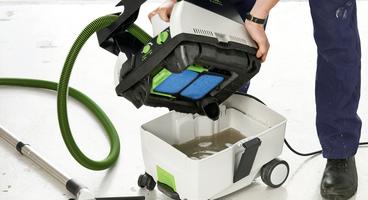CT Midi Mobile Dust Extractor