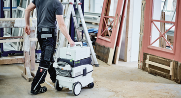 CTL 26 Mobile Dust Extractor