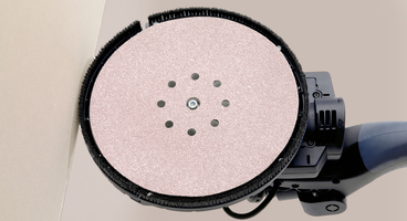 Brilliant Abrasive Disc 225mm 8 Hole