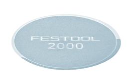 Granat Abrasive Disc 32mm 0 Hole P2000