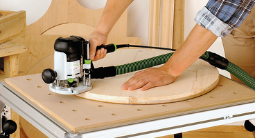 OF 1010 W Plunge Router