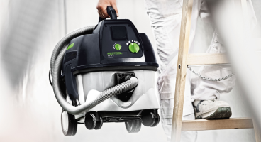 CT 17 E  Mobile Dust Extractor