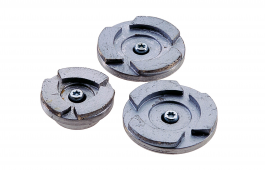 Hard Diamond Grinding Disc Set
