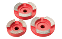 RGP 3 Abrasive Diamond Grinding Disc Set